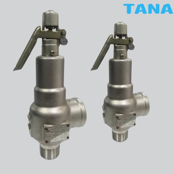 Threaded Safety Relief Valve